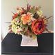 Rustic Colors Silk Arrangement