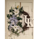 UK Grapvine Wreath